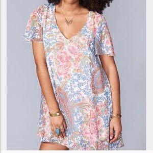 Show Me Your Mumu Kylie Grey Gardens Paisley Dress